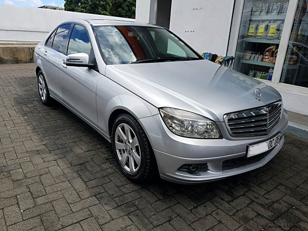 used mercedes benz c 200 kompressor lessance petrol 2008 c 200 kompressor lessance petrol for. Black Bedroom Furniture Sets. Home Design Ideas