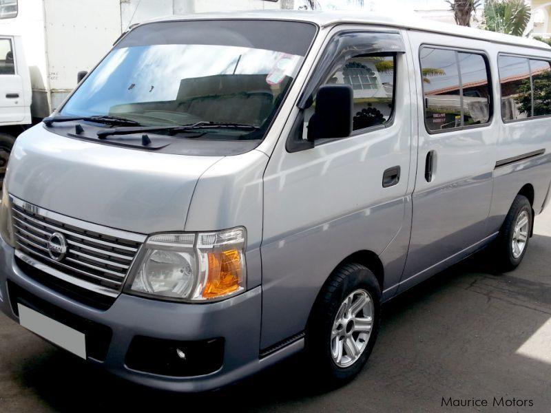 Urvan on sales in mauritius autos post