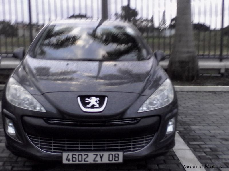 Used Peugeot 308 Gti | 2008 308 Gti for sale | Quatre Bornes Peugeot ...