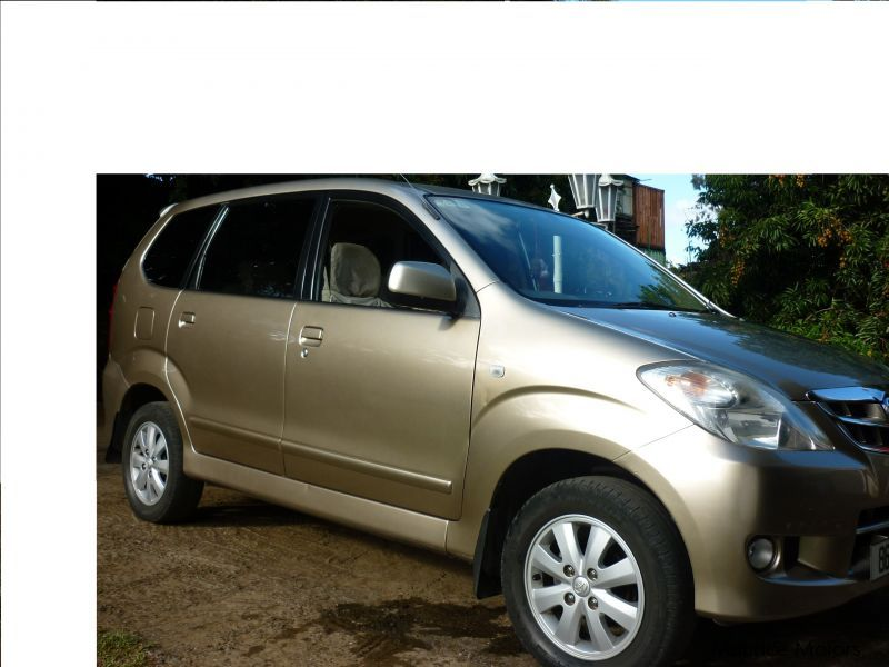 used toyota avanza 7 seater 2008 avanza 7 seater for. Black Bedroom Furniture Sets. Home Design Ideas