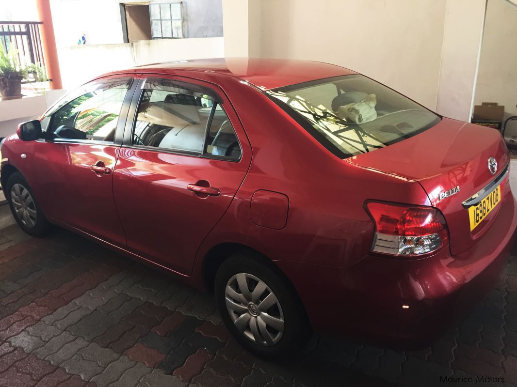 Used Toyota Belta 2008 Belta For Sale Long Mountain