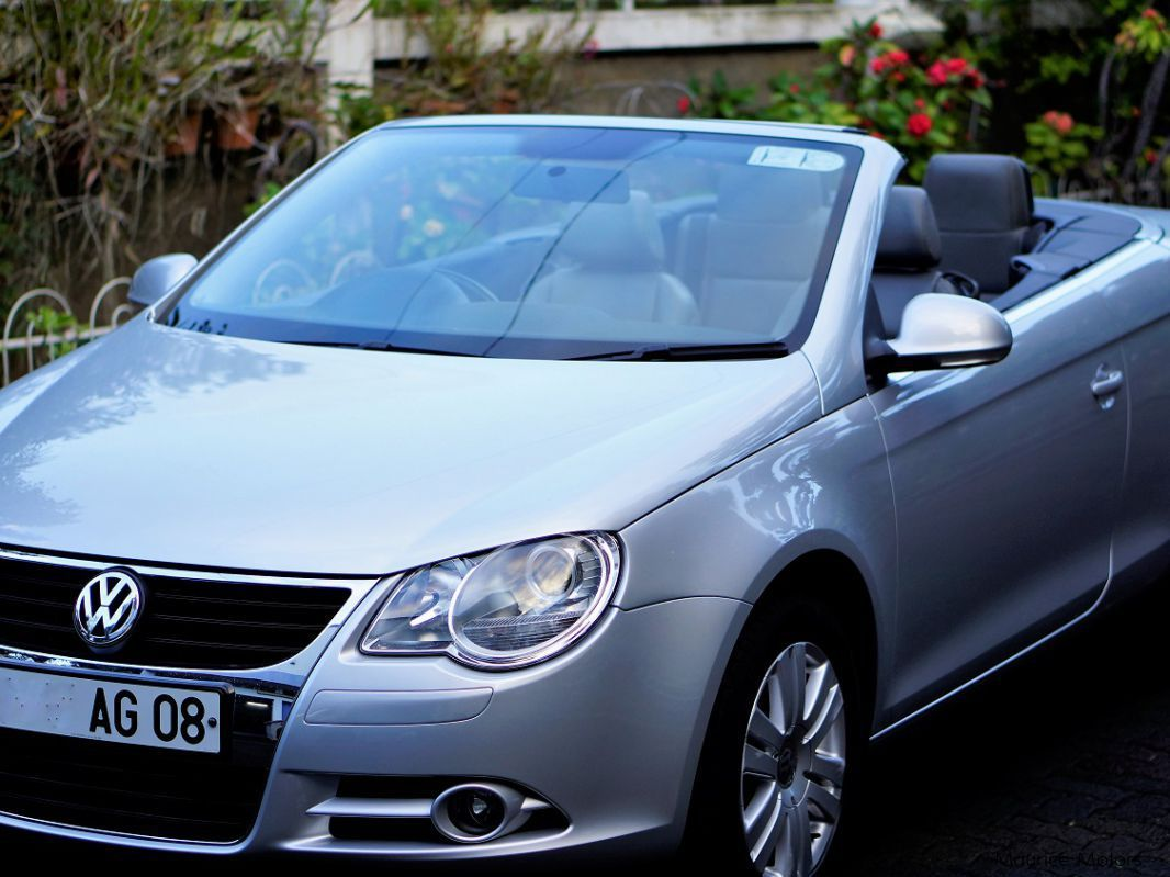 Used Volkswagen Eos Call 5491 0567 2008 Eos Call 5491 0567 For Sale Beau Bassin