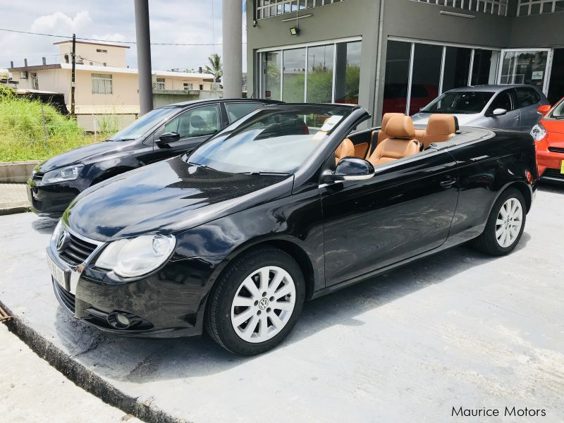 used volkswagen eos convertible manual 2008 eos convertible manual for sale floreal. Black Bedroom Furniture Sets. Home Design Ideas