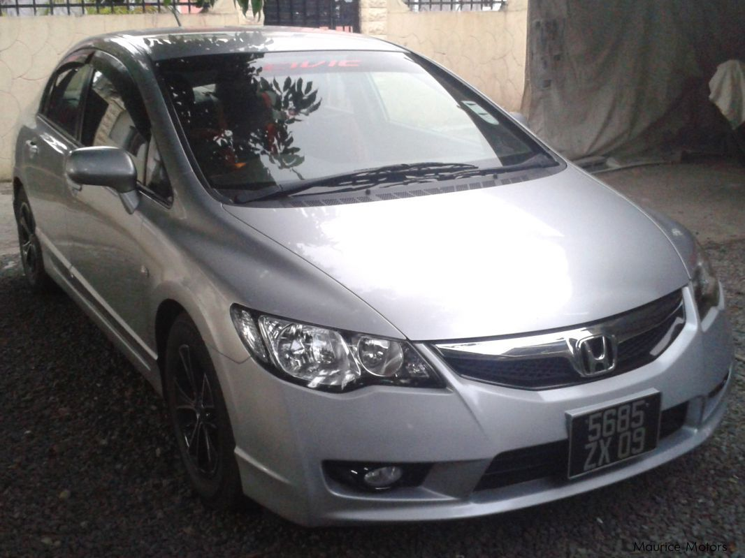 Used honda civic 2009 civic for sale vacoas honda for Used hondas for sale