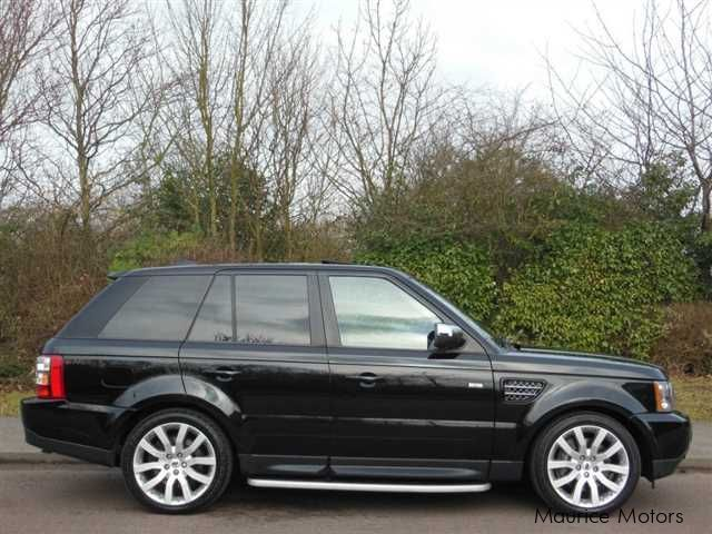 used land rover range rover sport 2009 range rover sport. Black Bedroom Furniture Sets. Home Design Ideas