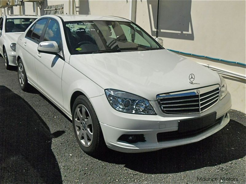 Used mercedes benz c 180 kompressor 2009 c 180 for Used mercedes benz phoenix