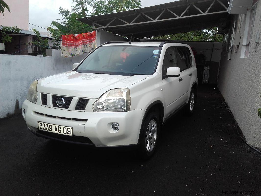 Nissan X-trail T31 , 2.5 petrol in Mauritius ...