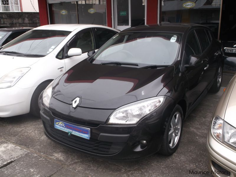 2009 Megane - Black For Sale
