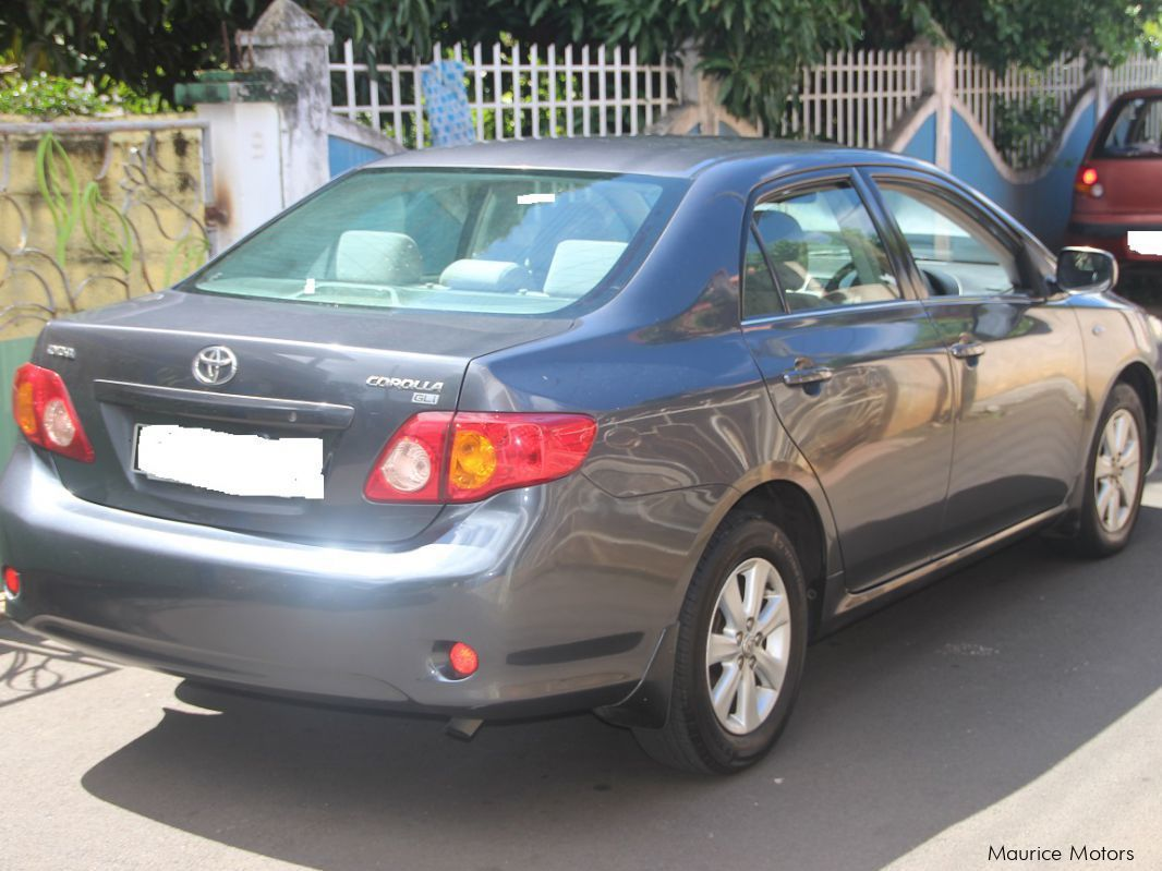 used toyota corolla 2009 corolla for sale beau bassin toyota corolla sales toyota corolla. Black Bedroom Furniture Sets. Home Design Ideas