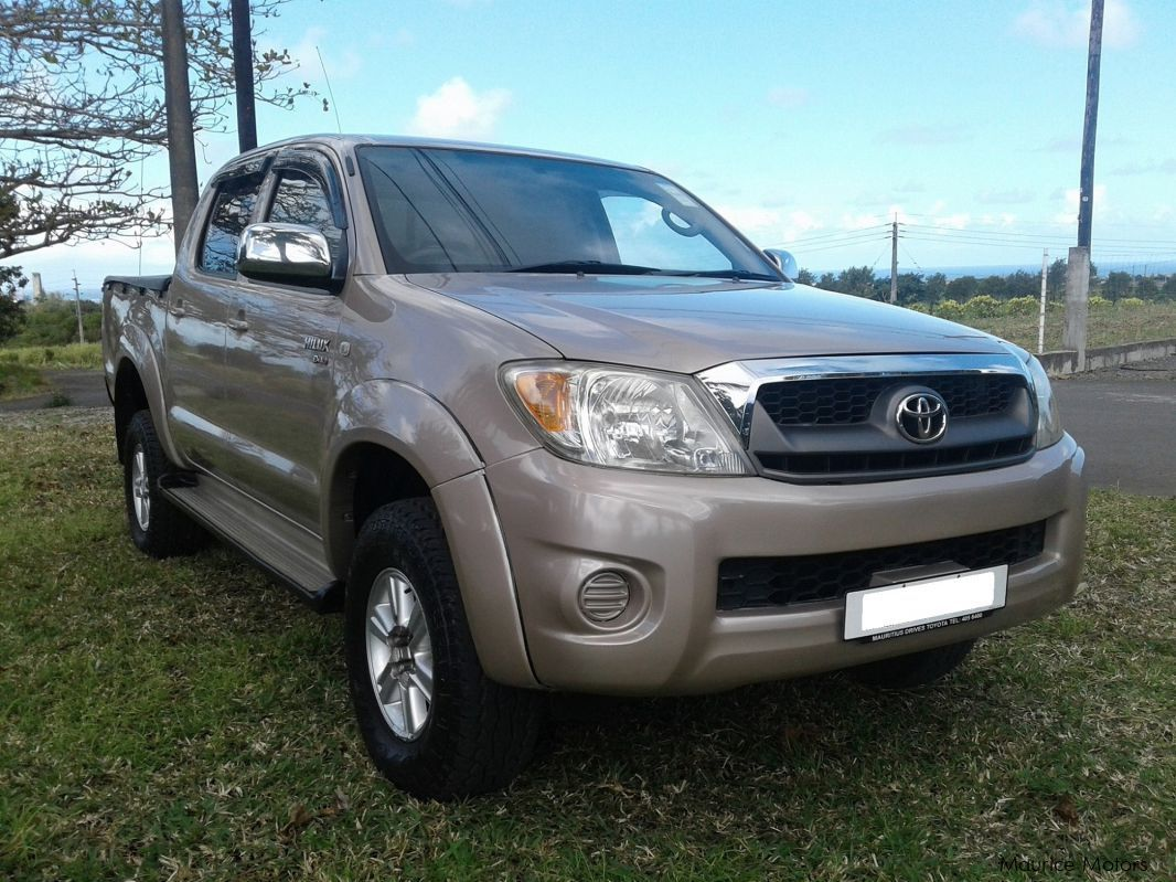 Used Toyota Hilux D4d 4x4 2009 Hilux D4d 4x4 For