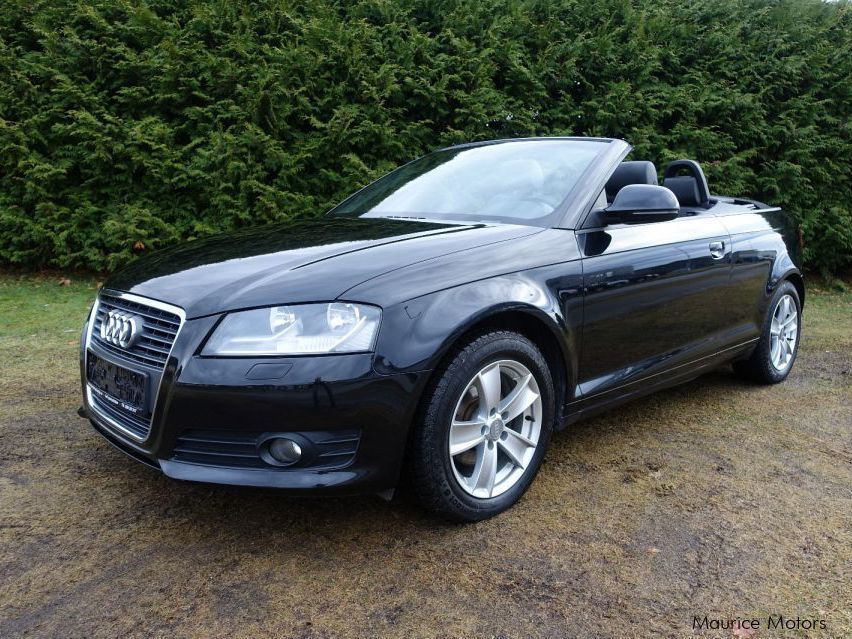 used audi audi a3 cab 1 6tdi 2010 audi a3 cab 1 6tdi for. Black Bedroom Furniture Sets. Home Design Ideas
