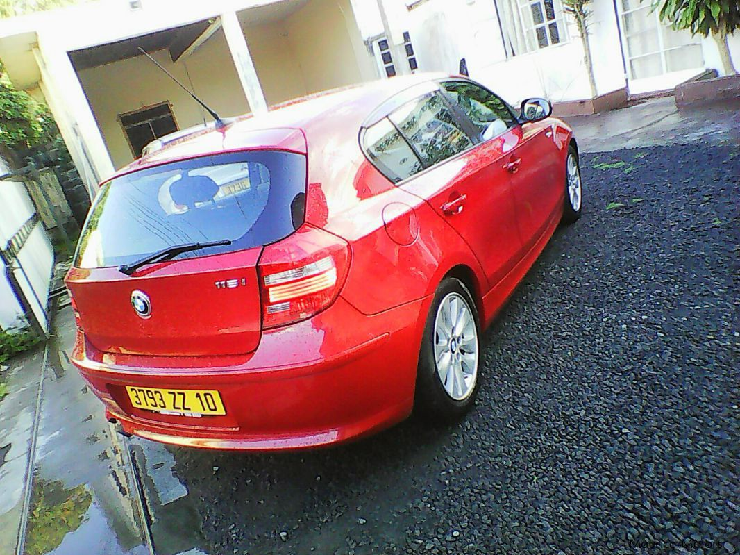Auto Sale Transmission: Used BMW 116i AUTOMATIC TRANSMISSION