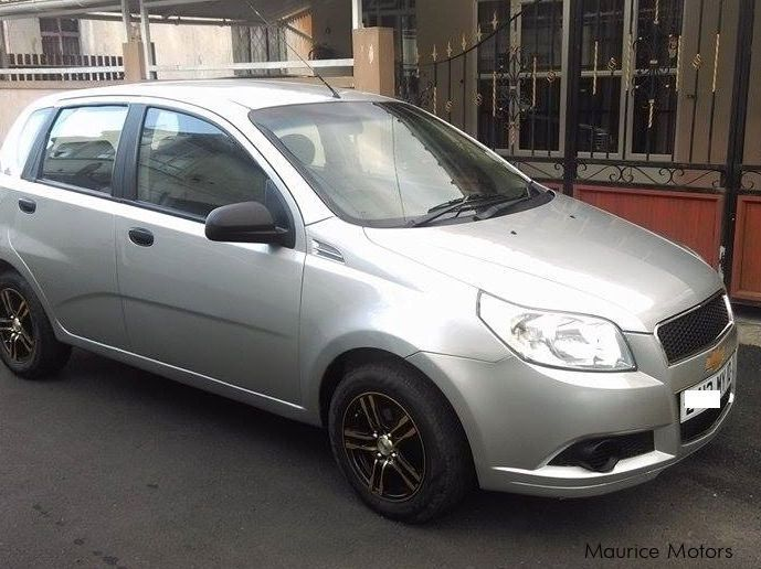 Used Chevrolet Aveo 2010 Aveo For Sale Curepipe Chevrolet Aveo