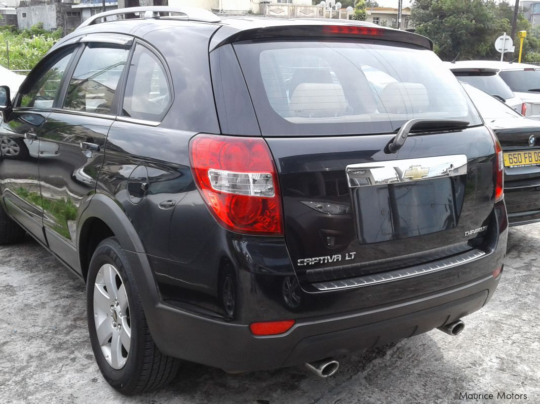 Used Chevrolet Captiva Black 7 Seats 2010 Captiva Black 7 Seats For Sale Floreal