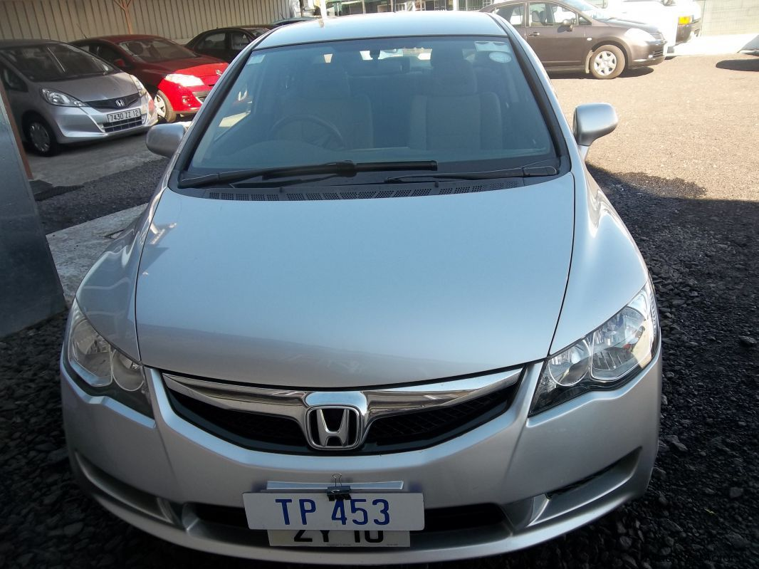 Used honda civic hybrid silver 2010 civic hybrid for Honda hybrid cars