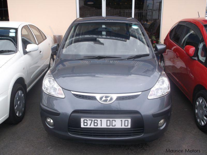 Used Hyundai I10 Dark Grey 2010 I10 Dark Grey For