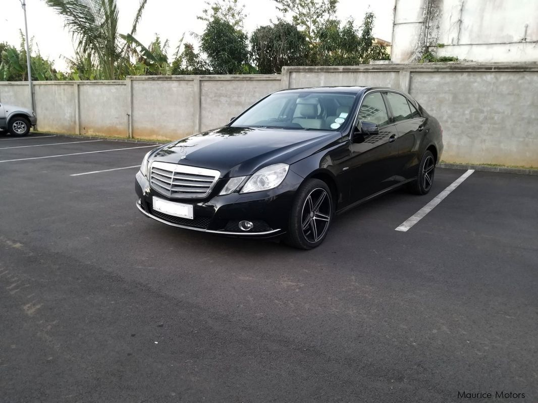 Used Mercedes-Benz E200