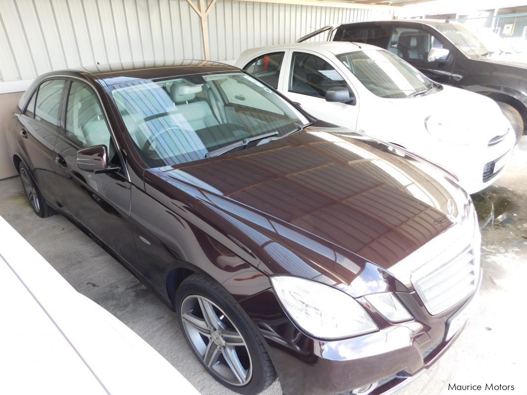 Used Mercedes Benz E250 Cgi 2010 E250 Cgi For Sale