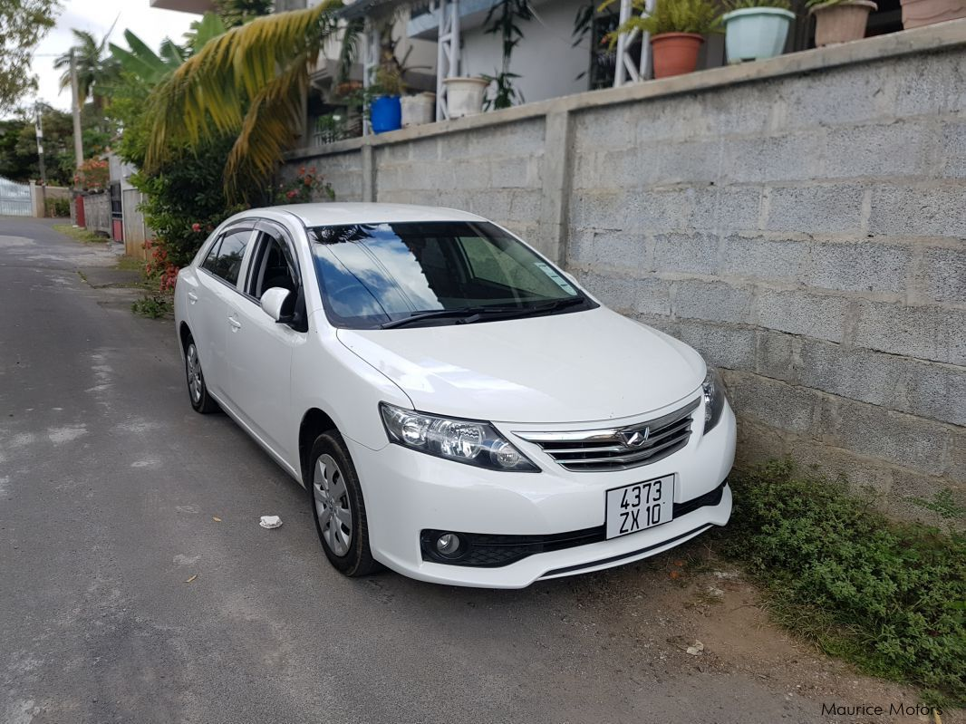 used toyota allion 2010 allion for sale quatre bornes toyota allion sales toyota allion. Black Bedroom Furniture Sets. Home Design Ideas