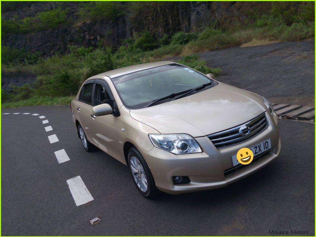 Second Hand Car Ad >> Used Toyota Corolla Axio | 2010 Corolla Axio for sale | Pailles Toyota Corolla Axio sales ...