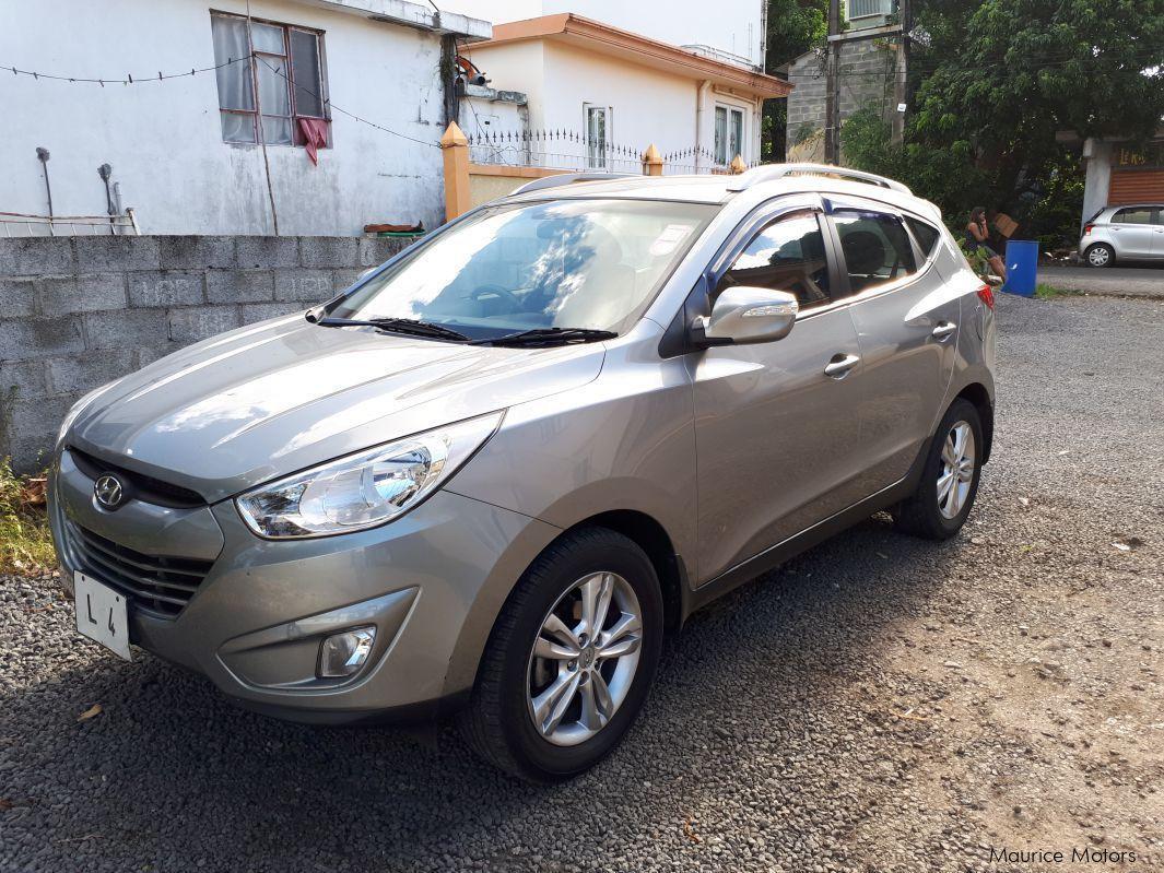 Used Hyundai Ix35 2011 Ix35 For Sale Riv Du Rempart