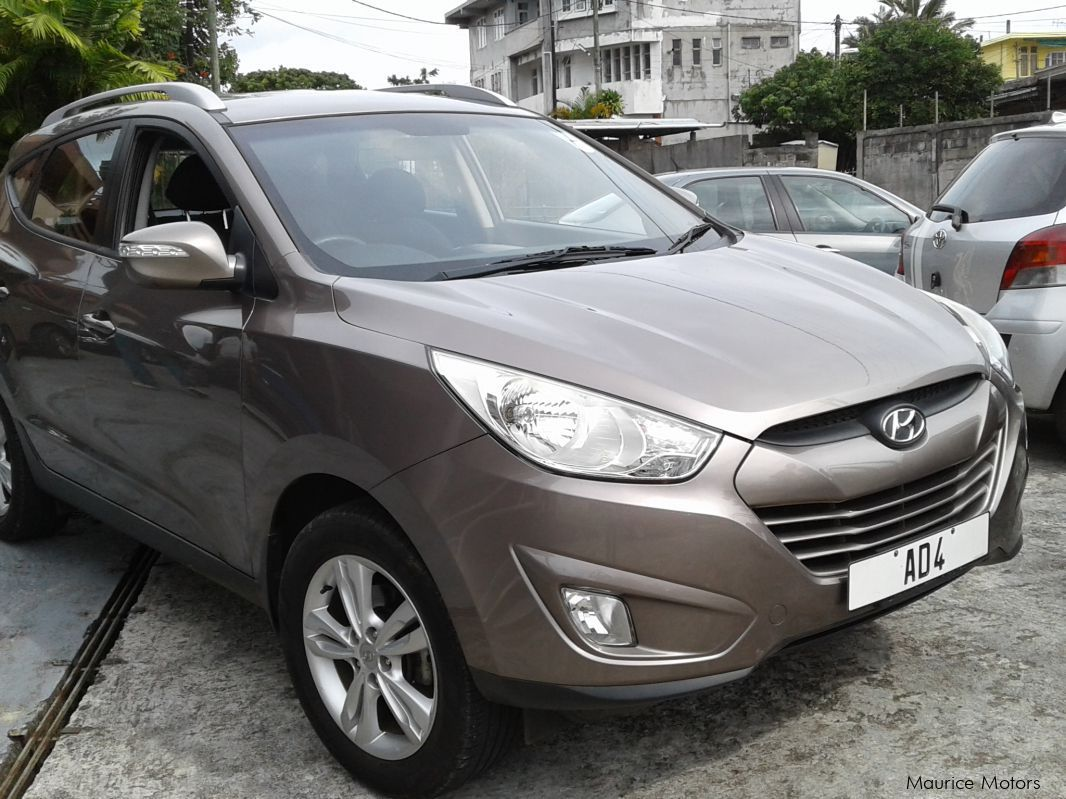 used hyundai ix35 light brown 2011 ix35 light brown for sale floreal hyundai ix35. Black Bedroom Furniture Sets. Home Design Ideas