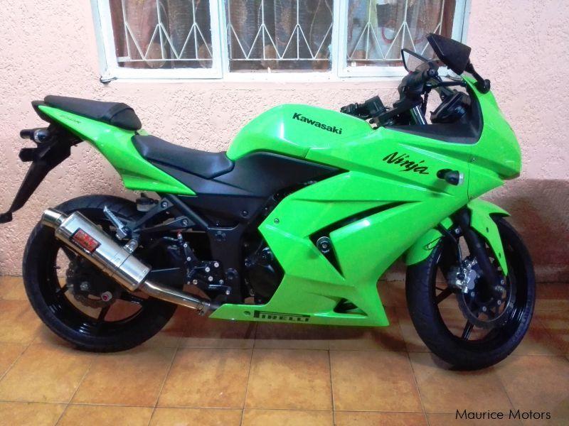 Used Kawasaki Ninja 250   2011 Ninja 250 for sale   Belle Rose ...