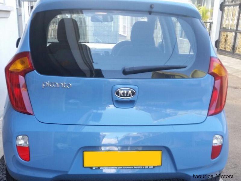 Used kia picanto 2011 picanto for sale royal road 9th for Motor mile auto sales