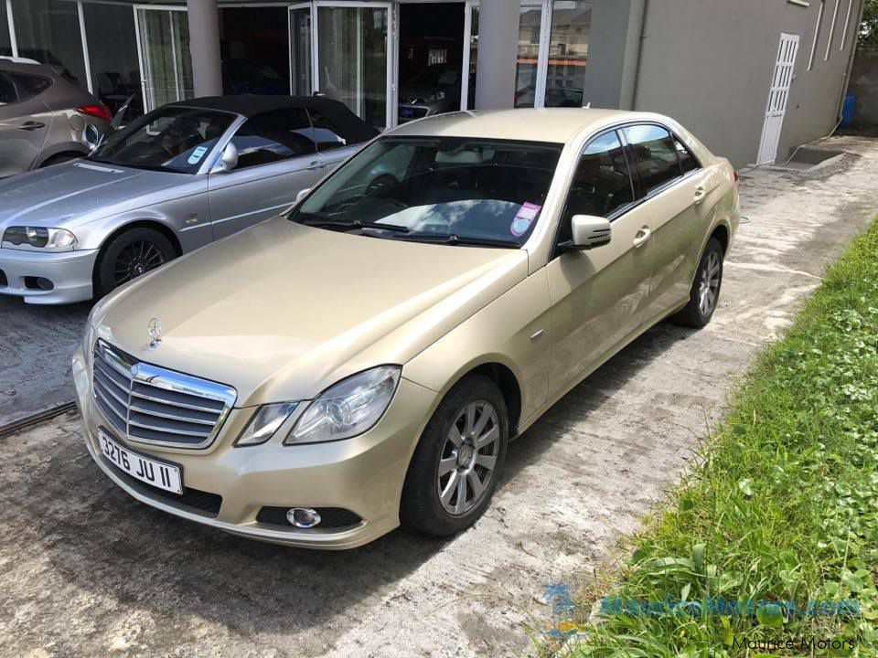 Used mercedes benz e200 steptronic 2011 e200 for Used mercedes benz cars
