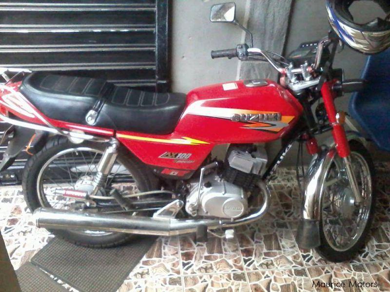 Used Suzuki ax-100 | 2011 ax-100 for sale | Quatre Bornes