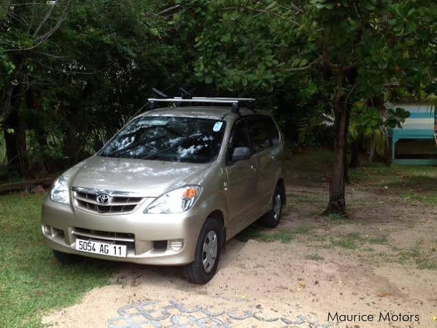 Private Sale Toyota Avanza