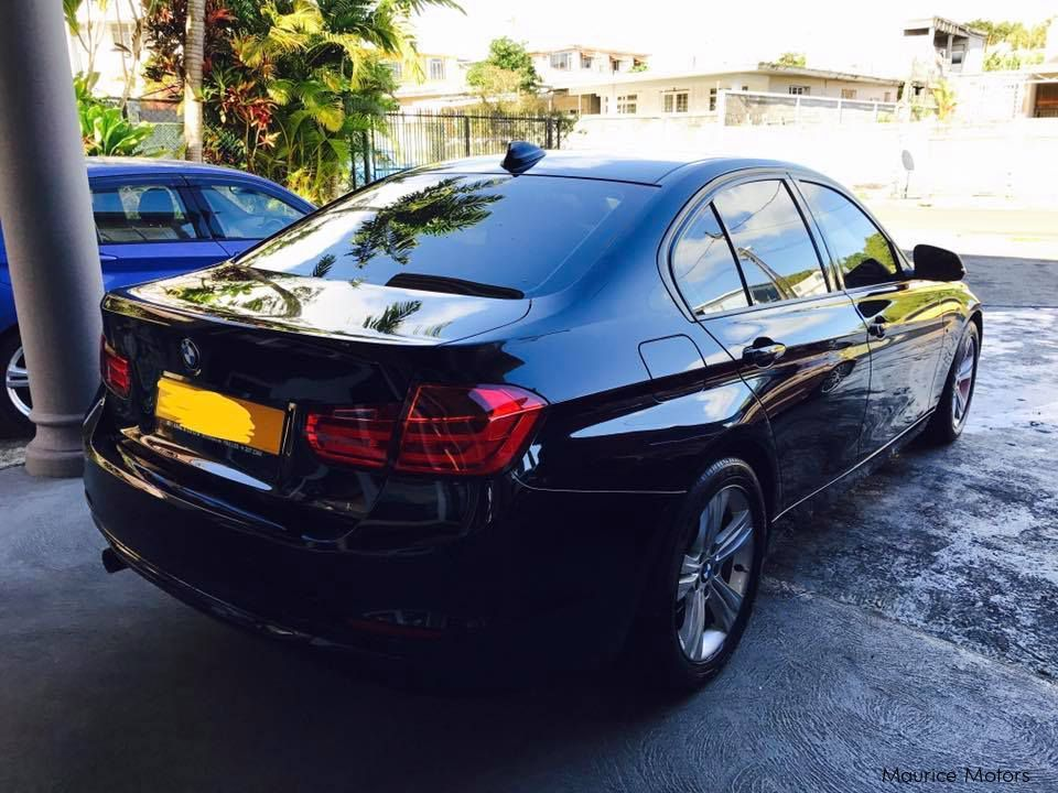 used bmw 316i steptronic sport package twin power turbo. Black Bedroom Furniture Sets. Home Design Ideas