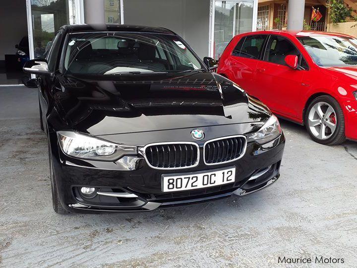 Used BMW I MSPORT MANUAL BLACK I MSPORT MANUAL - Bmw 320i 2012