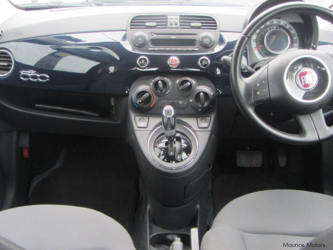 used fiat 500 2012 500 for sale belle rose fiat 500 sales fiat 500 price 24 306 used cars. Black Bedroom Furniture Sets. Home Design Ideas