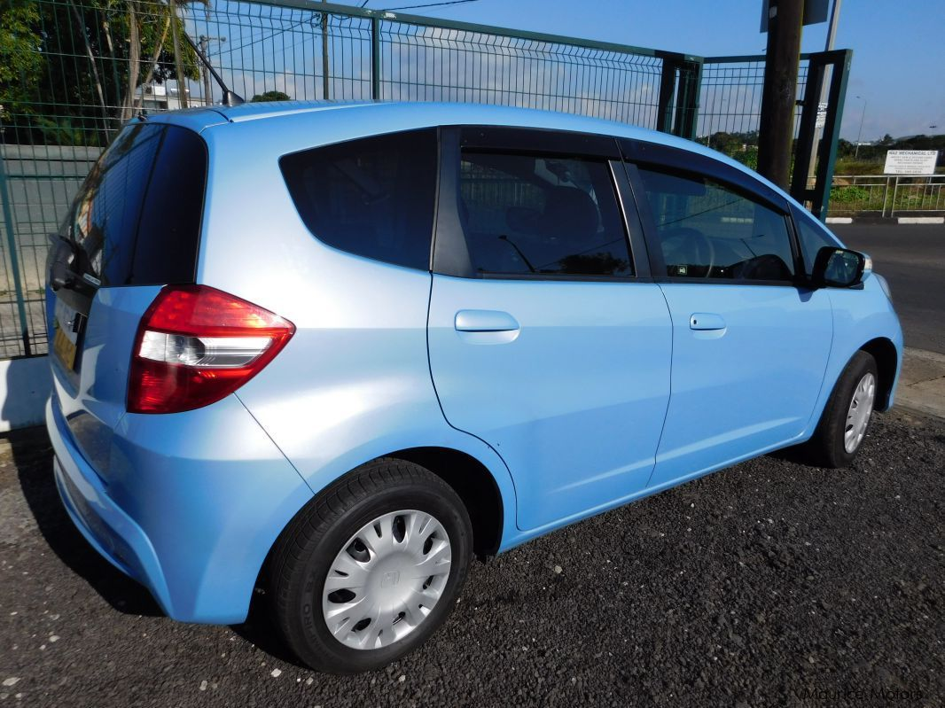 Used honda fit blue 2012 fit blue for sale camp for Hondas for sale