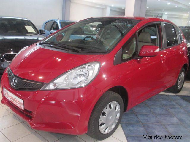 Honda Fit In Mauritius