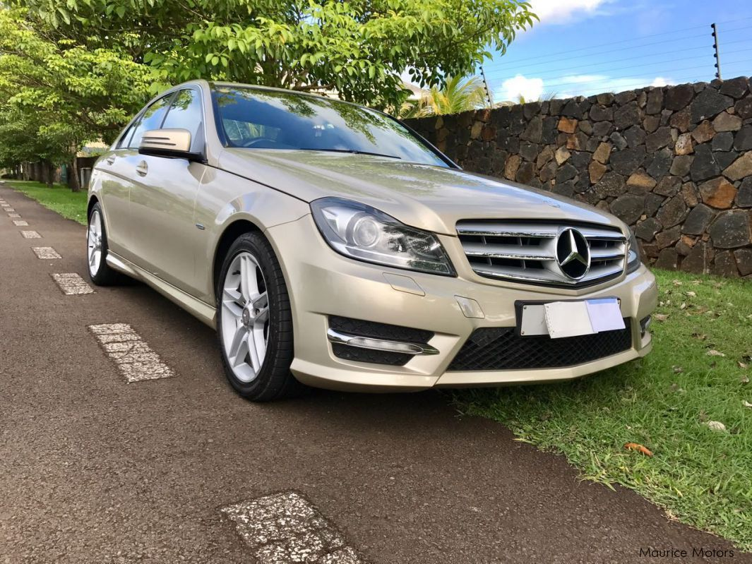 used mercedes benz c 180 amg 2012 c 180 amg for sale. Black Bedroom Furniture Sets. Home Design Ideas
