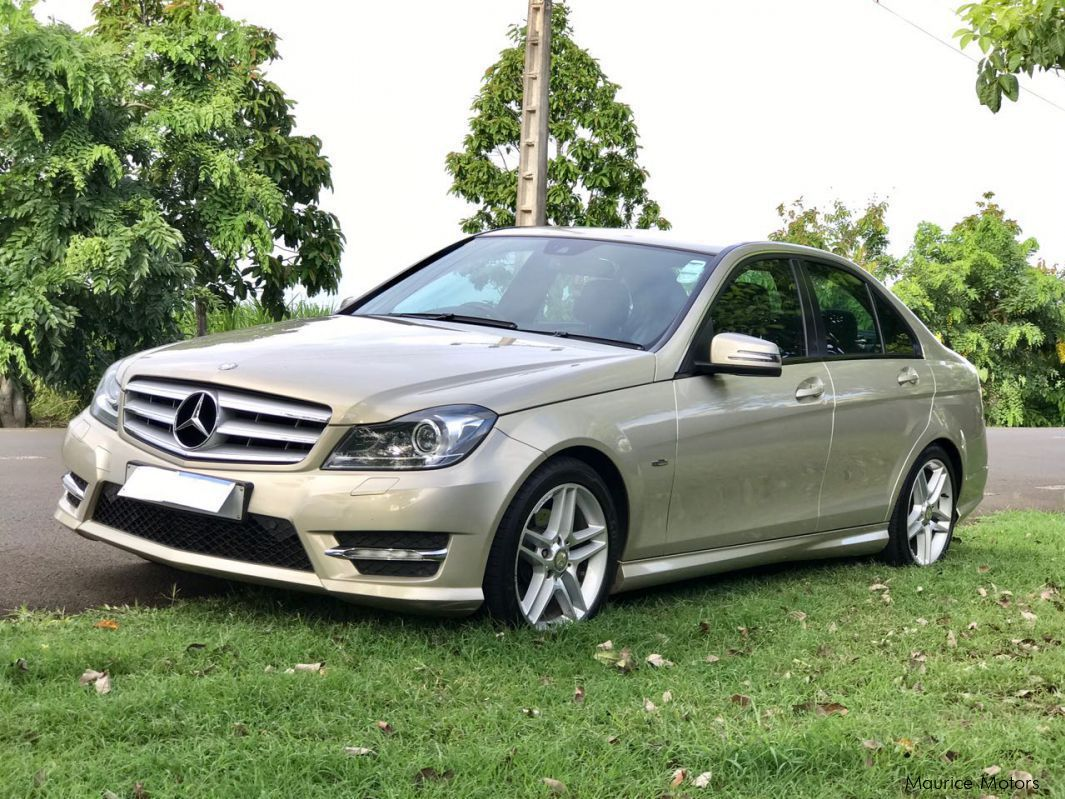 Used mercedes benz c 180 amg 2012 c 180 amg for sale for Mercedes benz of greensboro used cars