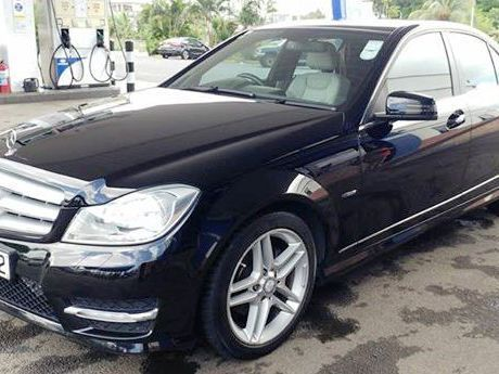 used mercedes benz c180 amg 2012 c180 amg for sale quatre bornes mercedes benz c180 amg. Black Bedroom Furniture Sets. Home Design Ideas
