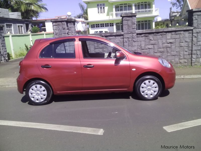used nissan march ak 13