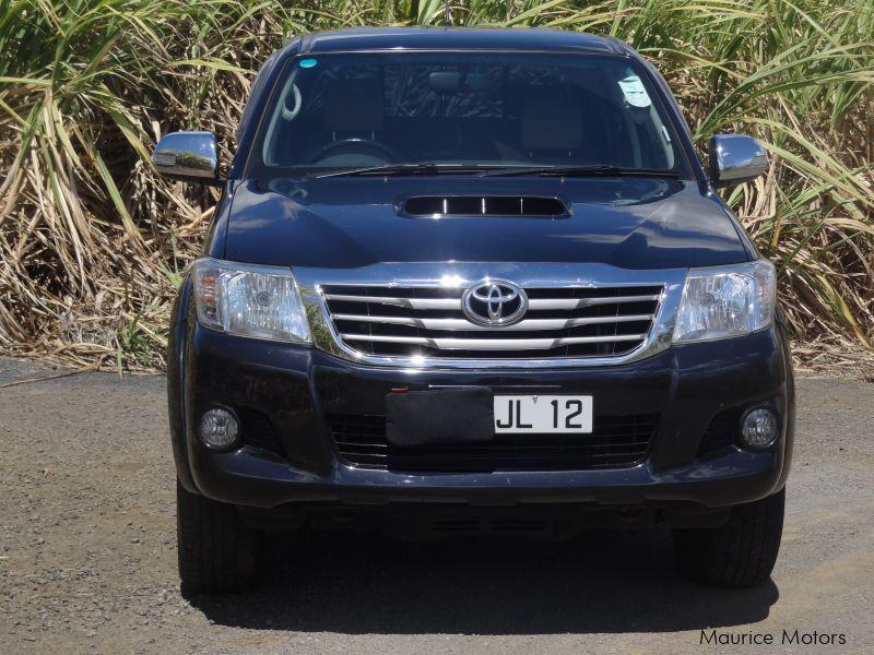 Used Toyota Hilux Raider 4x4 2012 Hilux Raider 4x4 For