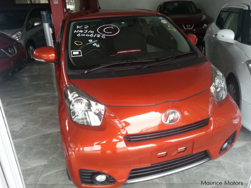 used toyota iq rs 1 3l 6 speed manual transmission 2012 iq rs 1 3l 6 speed manual. Black Bedroom Furniture Sets. Home Design Ideas
