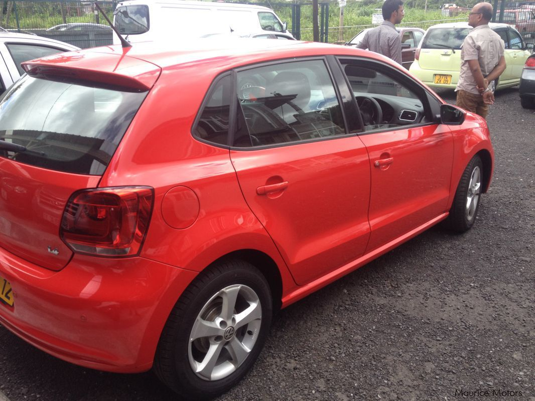 Used Volkswagen Polo Red 2012 Polo Red For Sale