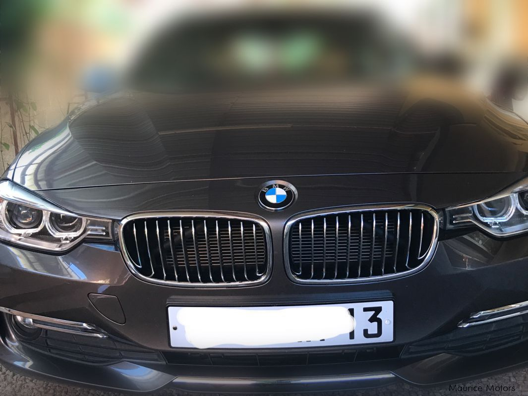 used bmw 316 f30 luxury 2013 316 f30 luxury for sale pamplemousses bmw 316 f30 luxury sales. Black Bedroom Furniture Sets. Home Design Ideas