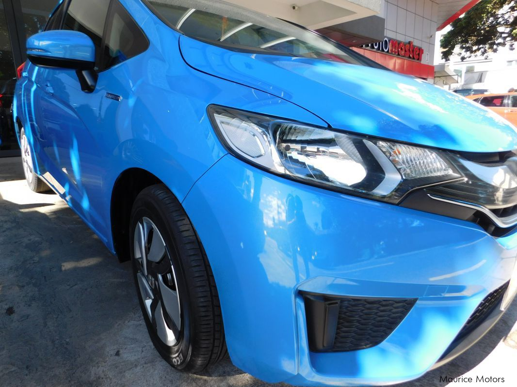 Used honda fit blue hybrid 2013 fit blue hybrid for Used hondas for sale
