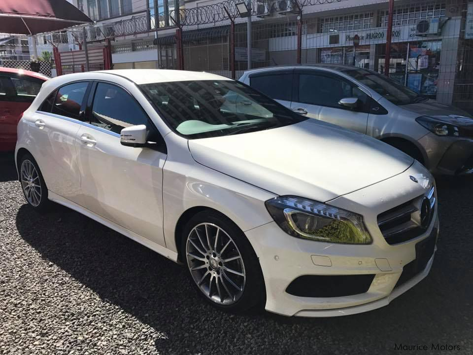 Used mercedes benz a180 amg package 2013 a180 amg for Used mercedes benz cars for sale