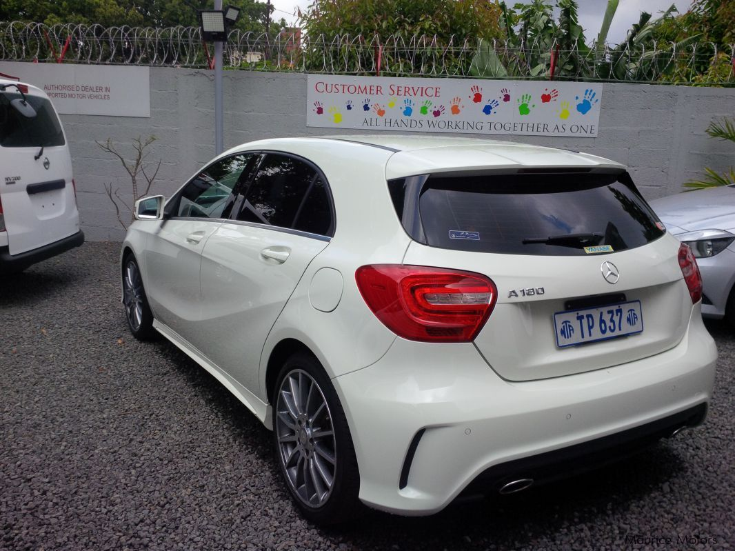 Used mercedes benz a180 sport amg pack 2013 a180 sport for Used mercedes benz cars for sale