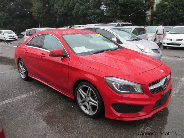 Used mercedes benz cla180 amg line cla class 2013 cla180 for Used mercedes benz cla class for sale