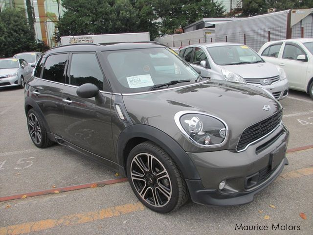 Used Mini Cooper S Countryman Jcw Styling Package 2013 Cooper S