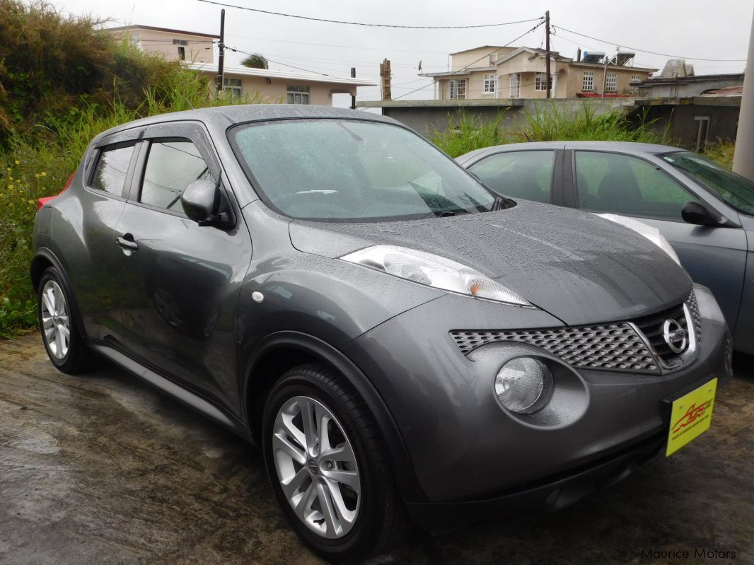 Used Nissan Juke Urban Selection Dark Grey 2013 Juke